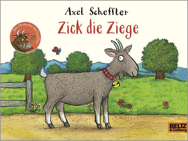 Scheffler . ZICK DIE ZIEGE