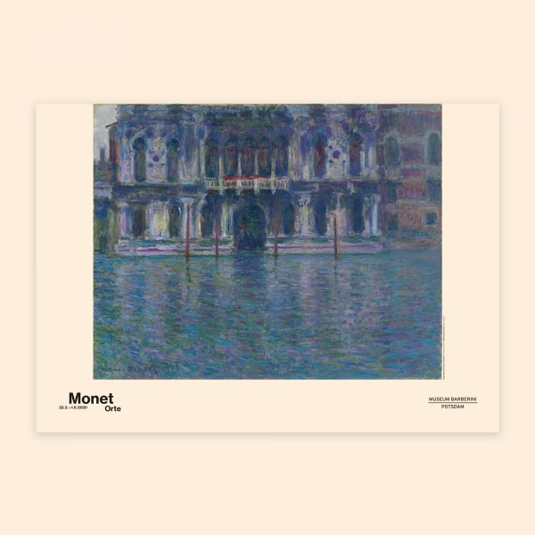 PST 46 Monet Palazzo Contarini