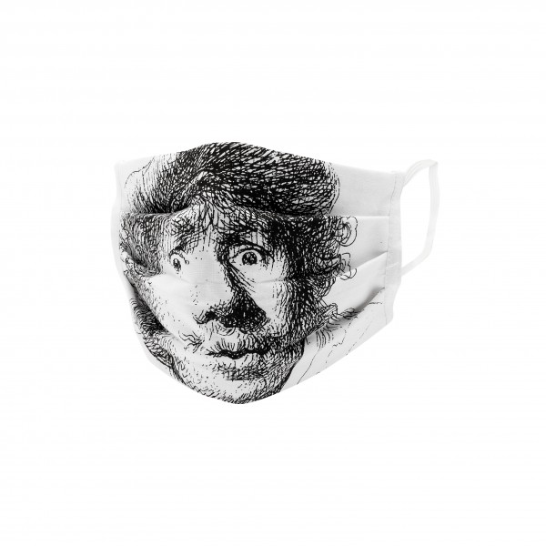 mask . REMBRANDT . set of two