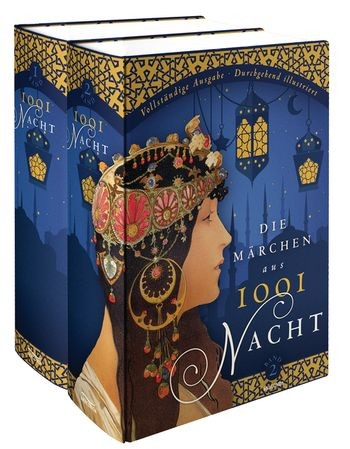 Weil (Hrsg.) . DIE MÄRCHEN AUS 1001 NACHT - VOLLSTÄNDIGE AUSGABE . Hardcover