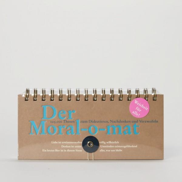 Buch . MORAL-O-MAT