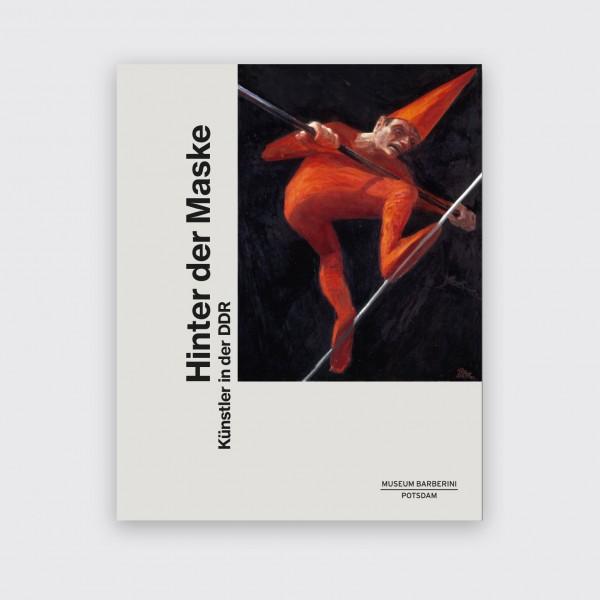 HINTER DER MASKE . Katalog