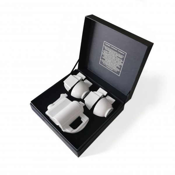 Giftbox . MALEVICH . Teaware