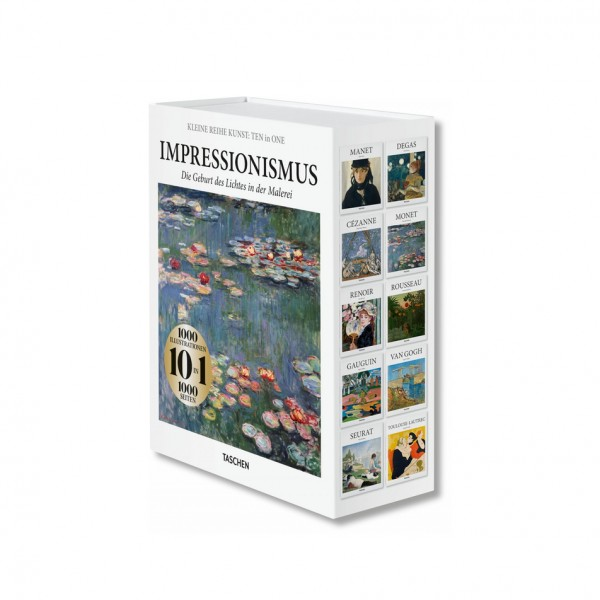 Ten in One. Impressionismus