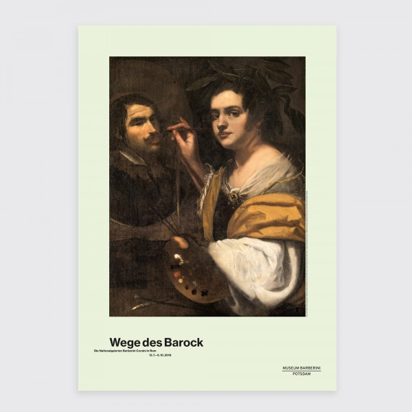 PST 36 Barock Selbstportrait
