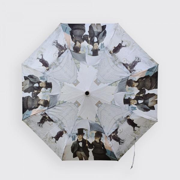 CAILLEBOTTE PARIS . Regenschirm