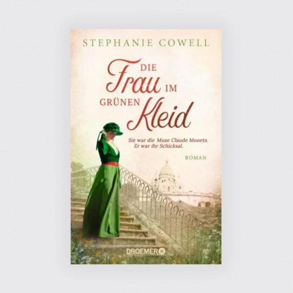 Cowell, Die Frau im grünem Kleid PB