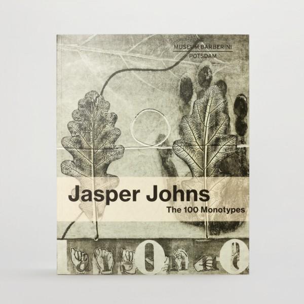 Catalogue Jasper Johns . The 100 Monotypes