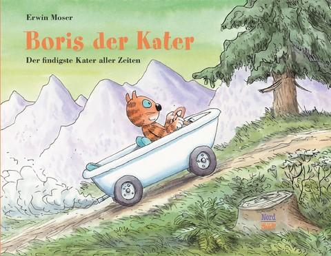 Moser, Boris der Kater