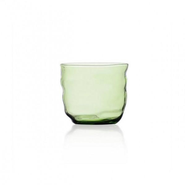 Glas . POSEIDON . englischgrün