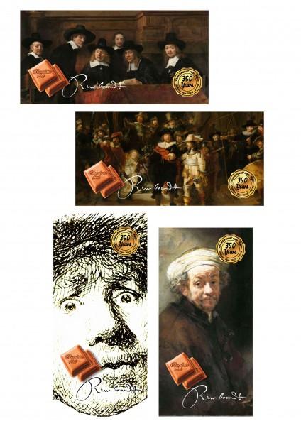 REMBRANDT . Schokolade