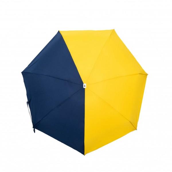 Umbrella . ANATOLE . Sidney Navy Mustard