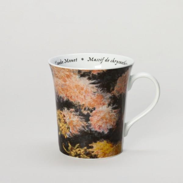 Becher Les Fleurs Monet