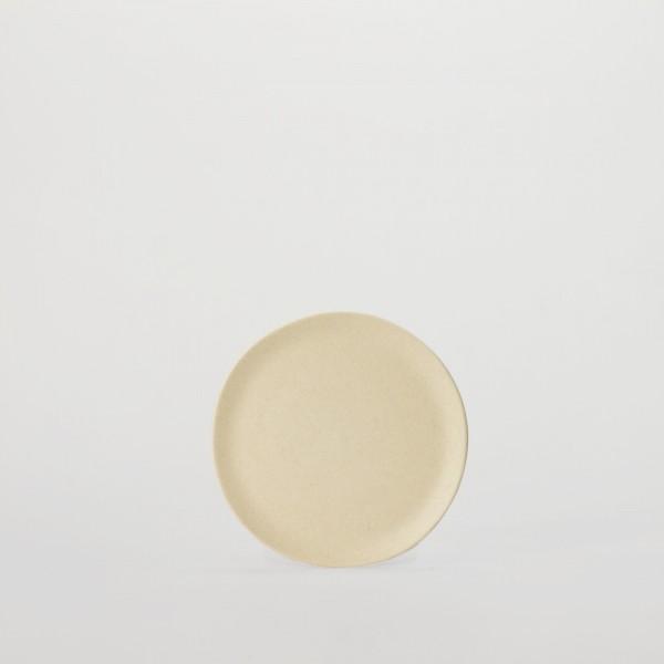 Teller . JARDIN DE MAGUELONE . 12cm beige