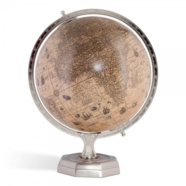 Globus . HONDIUS . vintage, rund
