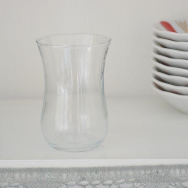 Teeglas . TULPE . twisted, 8,5 cm
