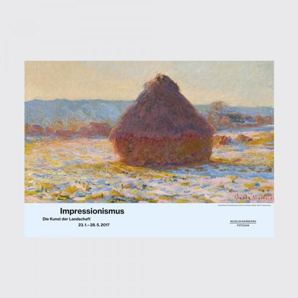 PST 02 Monet Getreideschober