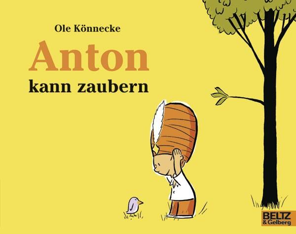 Könnecke . ANTON KANN ZAUBERN . Broschiert